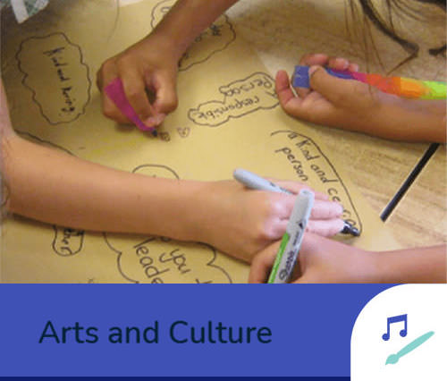 Arts and Culture - Opportunities