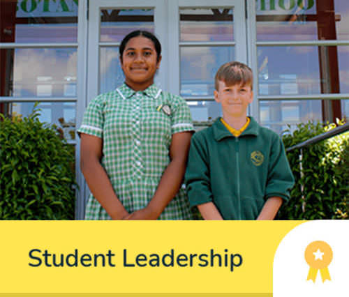 Student Leadership - Opportunities